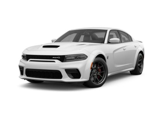 2021 Dodge Charger in White Knuckle
