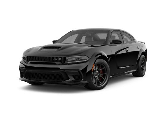 2021 Dodge Charger in Pitch Black