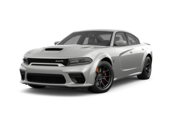 2021 Dodge Charger in Smoke Show
