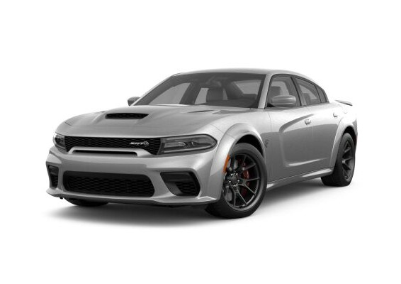 2021 Dodge Charger in Triple Nickel