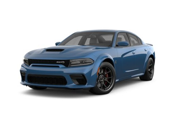 2021 Dodge Charger in Frostbite