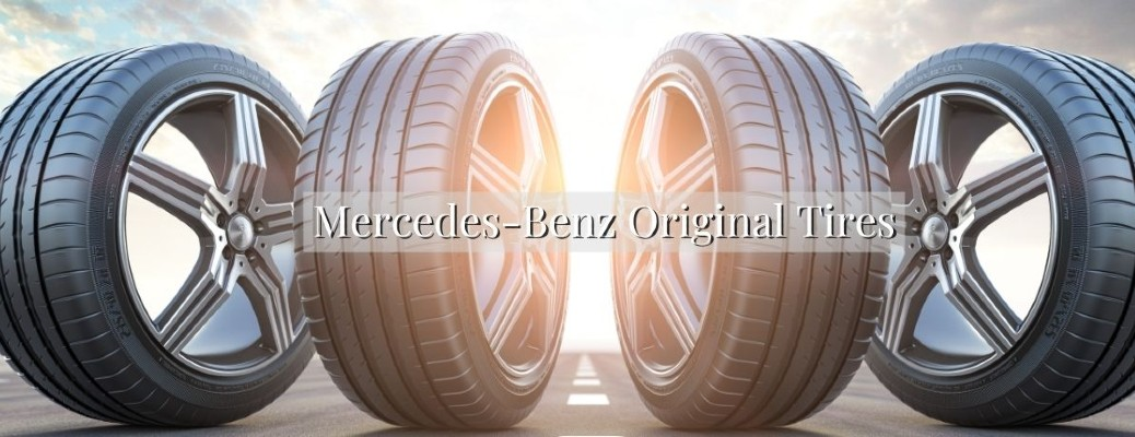 Where can I get Mercedes-Benz Original Tires near Miami, FL?