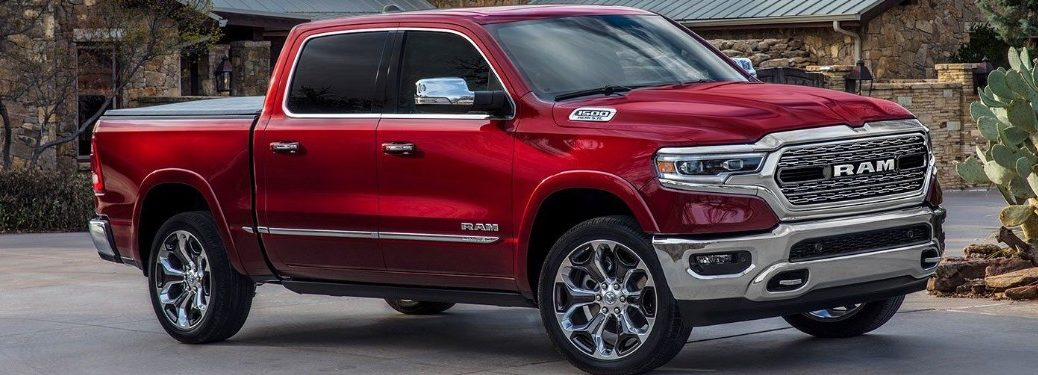 Review of the 2019 RAM 1500
