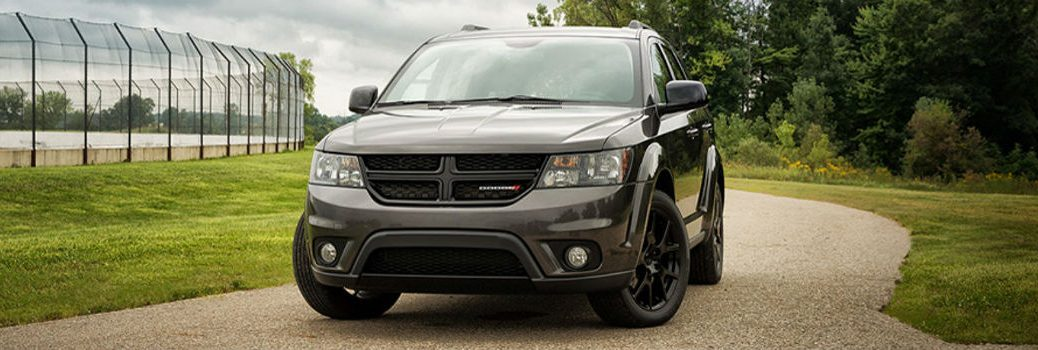 2019 Dodge Journey exterior profile