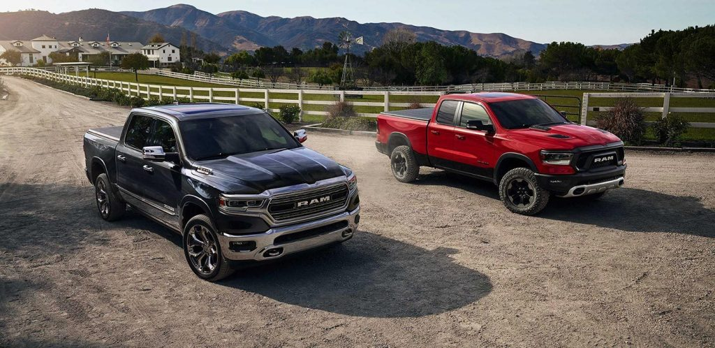 Autotrader Places Ram 1500 and Jeep® Gladiator On 10 Best Car Interiors List