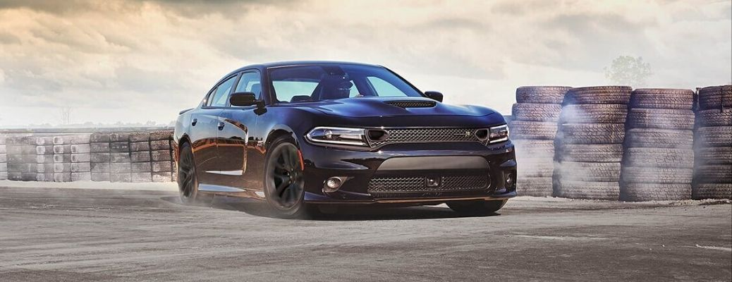 What Interior Features Are Available Inside the 2020 Dodge Charger?