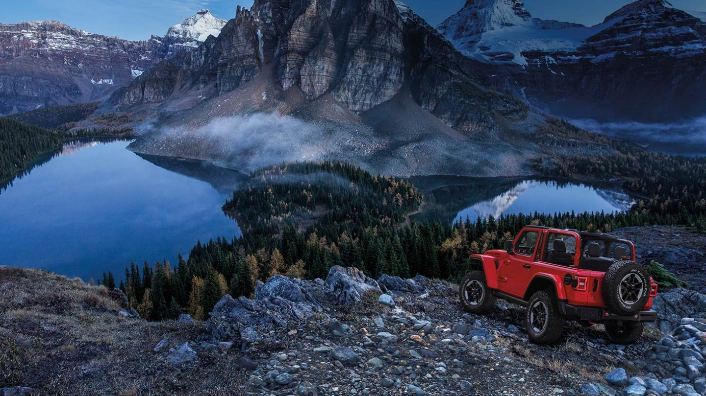 Environmental Impact of Jeep® Wrangler Goes Down 15 Percent