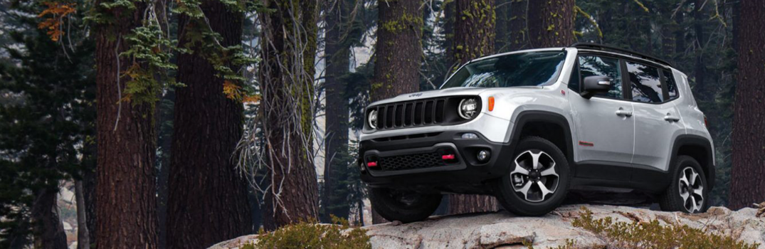 Engine Options And Performance In The 2020 Jeep Renegade