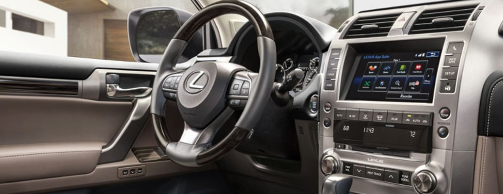 What are my trim level options for the 2020 Lexus GX?