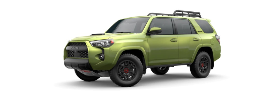 Off-Road Features Available with the 2022 Toyota 4Runner TRD Pro