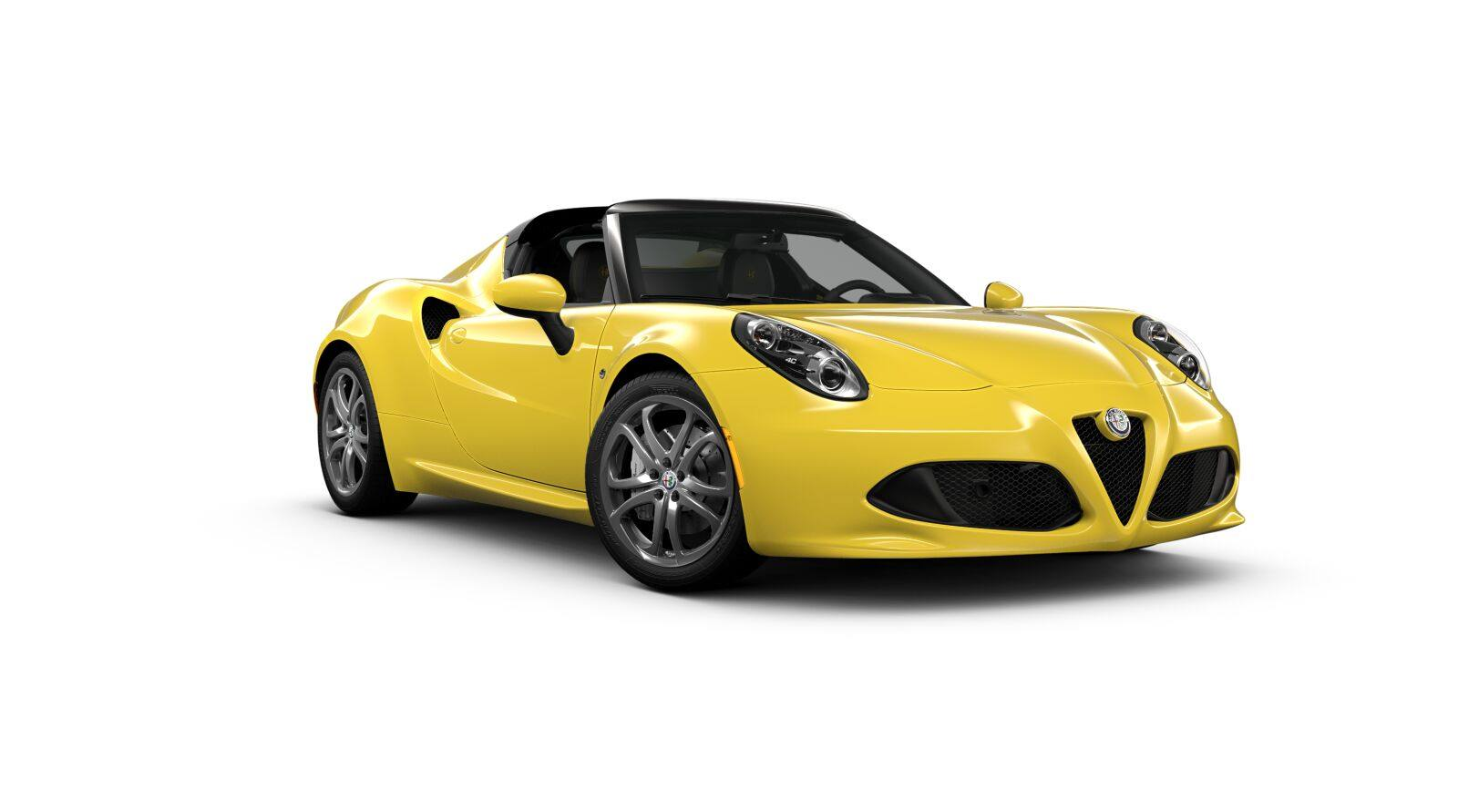 What Are The Available Color Options For The 2019 Alfa Romeo 4c Spider Palmen Alfa Romeo