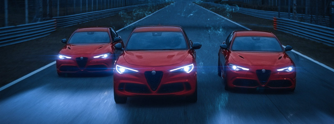 """The Alfa Romeo Experience"" and ""Soundtrack"" Campaign"
