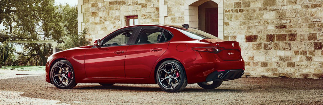 2019 Alfa Romeo Giulia Power & Performance