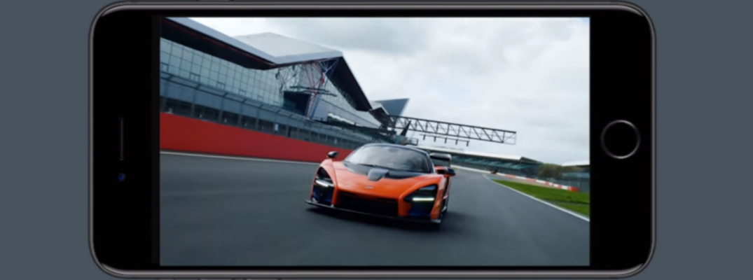 What features does the McLaren app offer?