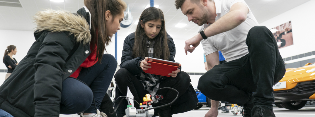 McLaren and Goodwood Create Initiative to Support STEM Education for Students