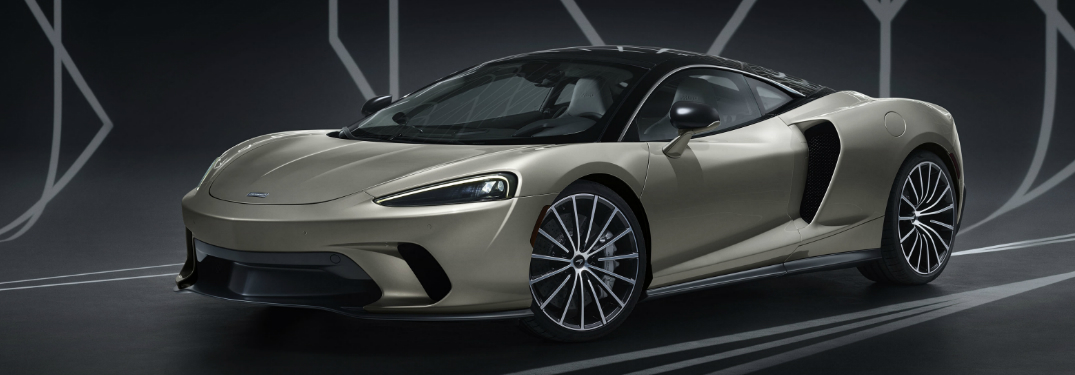 All-New McLaren GT by MSO Debuts at 2019 Pebble Beach Concours d'Elegance