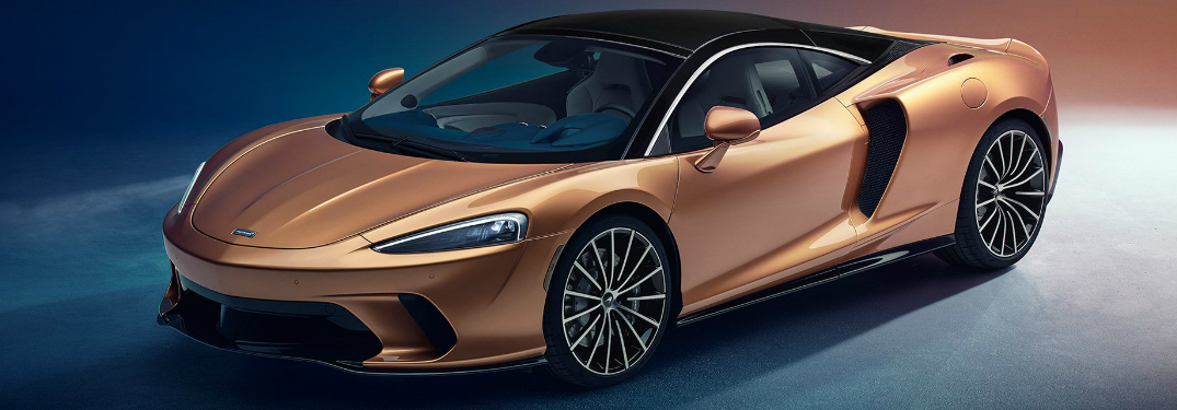 What's the release date and pricing of the 2020 McLaren GT?