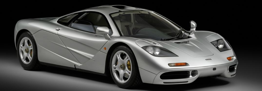 MSO Restored a McLaren F1 (#63) for the Hampton Court Concours d'Elegance