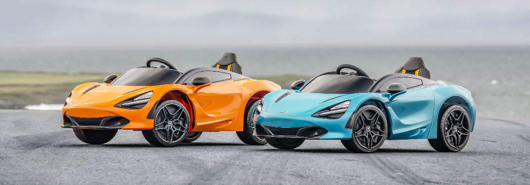 "McLaren Created a McLaren 720S Children's ""Ride-On"" Car"