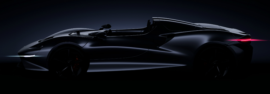 What's the new McLaren Ultimate Series model unveiled at the 2019 Pebble Beach Concours?