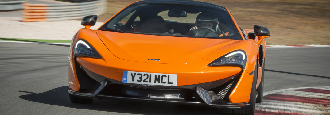 2019 McLaren 570S Top Speed and Acceleration Times