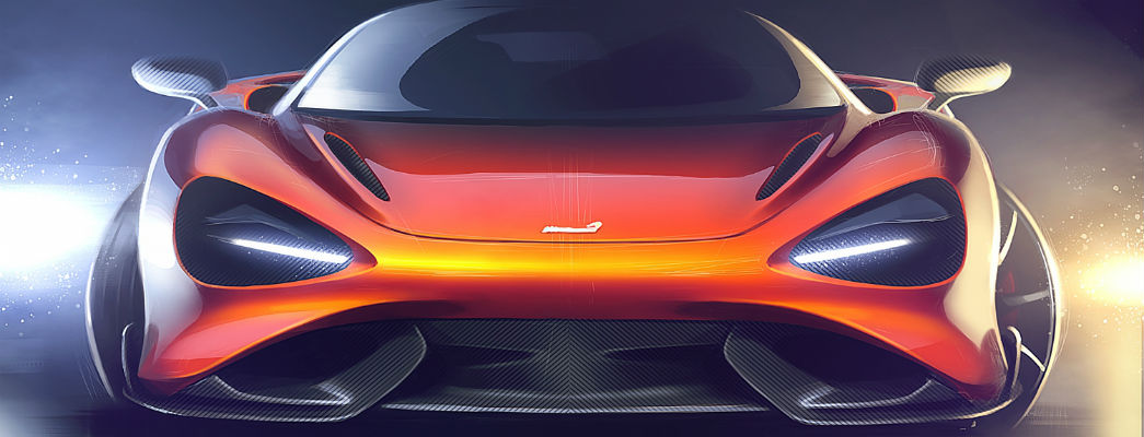 What went into the design of the McLaren 765LT?