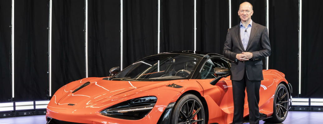 How important is weight reduction in McLaren vehicles?