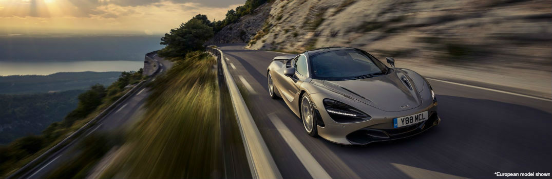 2020 McLaren 720S Technical Specs & Features