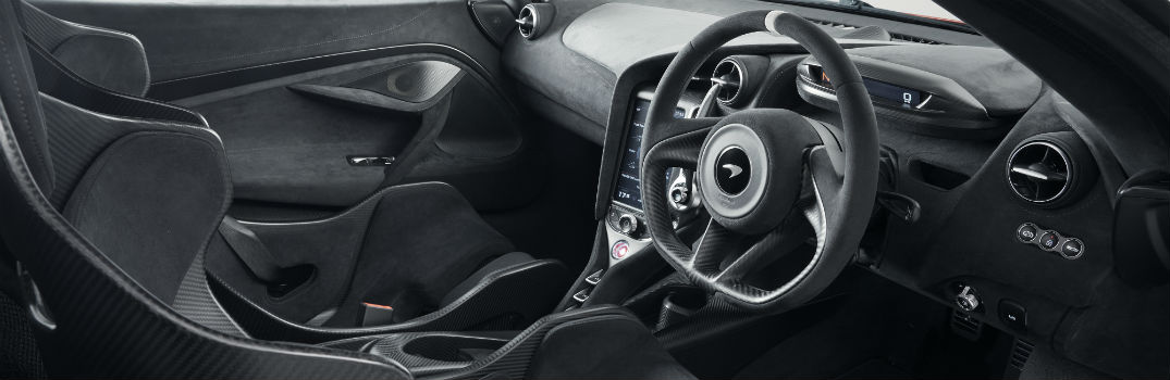 McLaren 765LT Interior Customization & Color Options