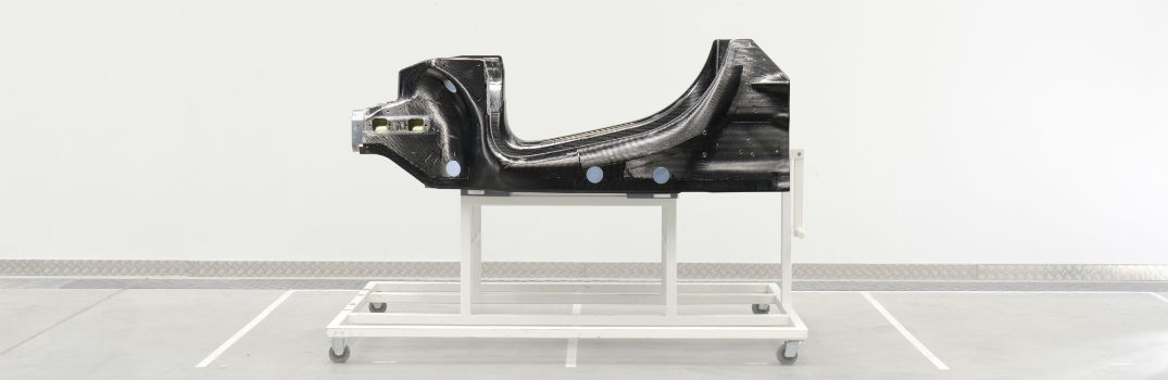 Will McLaren be using a new lightweight vehicle architecture?