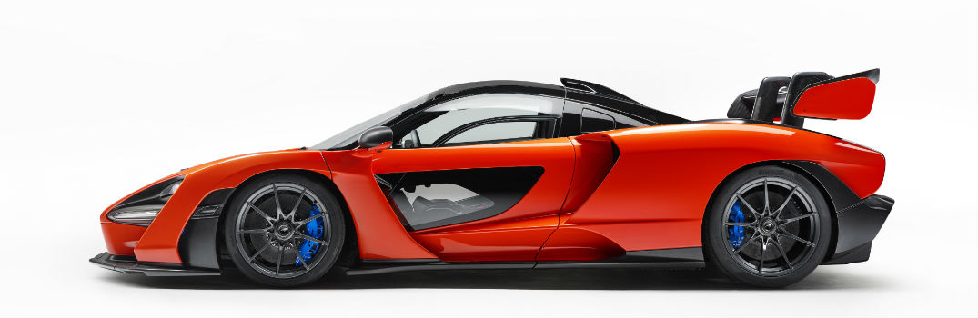 What goes into designing a supercar for McLaren?