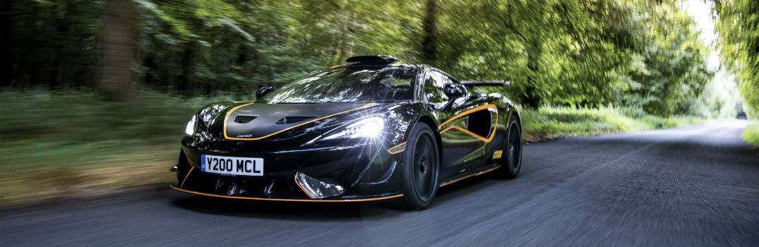 What is the McLaren 620R MSO R Pack?