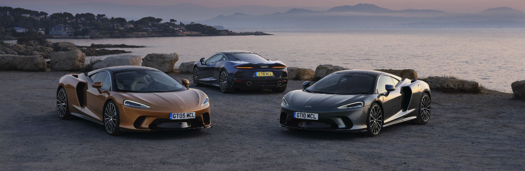 How does the McLaren GT use Aerothermal Engineering to improve comfort?
