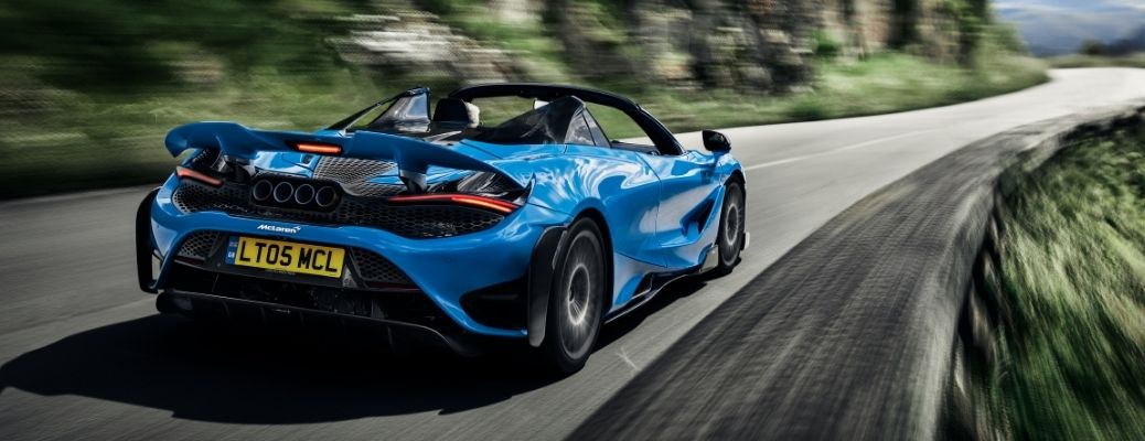 Where can you get transmission flush of your McLaren in Chicago, IL?