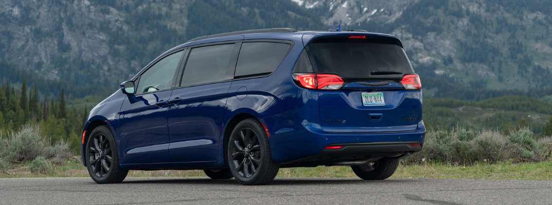 What New Technology Will the 2020 Chrysler Pacifica Offer?
