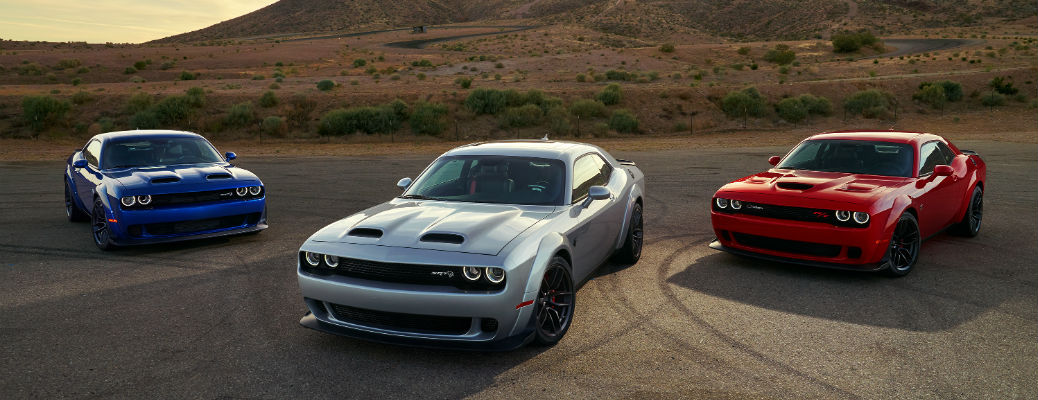 2019 Dodge Challenger Interior And Exterior Color Options Lineup