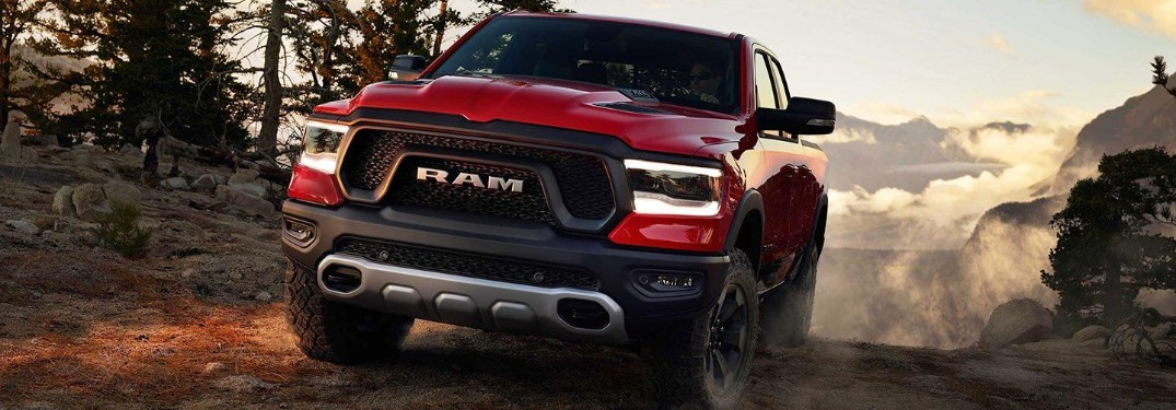 Are You Ready for an Electric Ram 1500 in Herrin, IL?