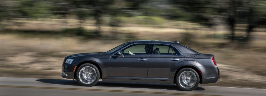 2020 Chrysler 300 Speeding to a Dealership Near You