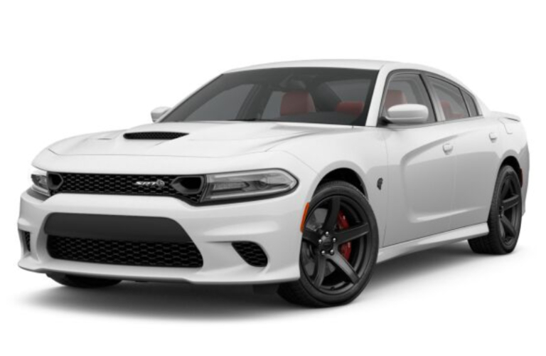 2019 Dodge Charger White Knuckle