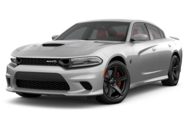 2019 Dodge Charger Triple Nickel