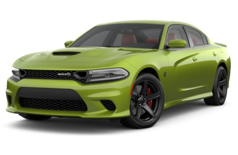 2019 Dodge Charger Sublime Metallic