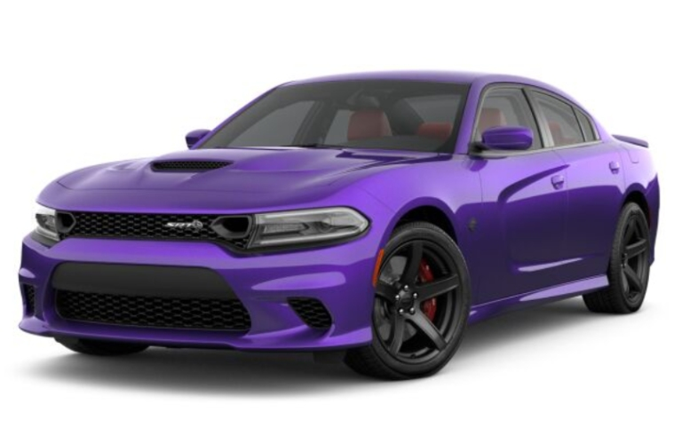 2019 Dodge Charger Plum Crazy