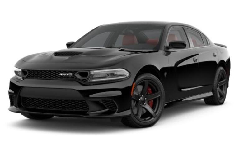 2019 Dodge Charger Pitch Black