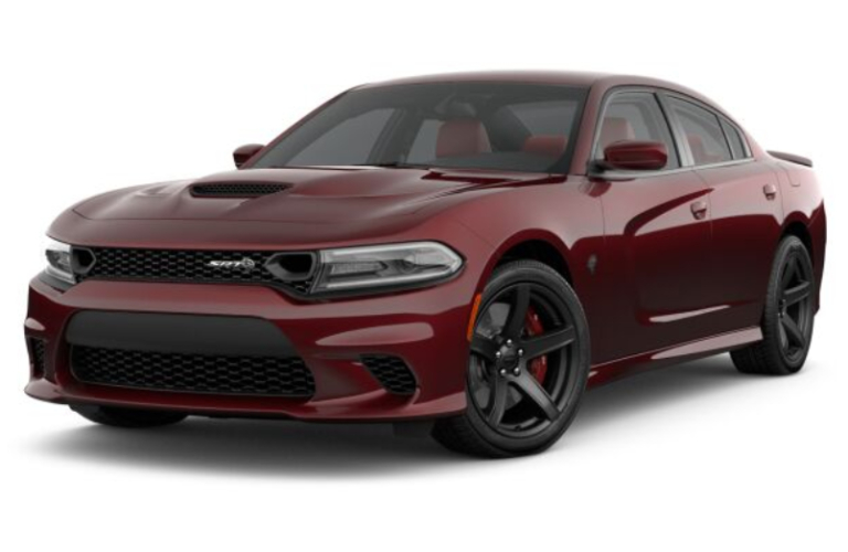 2019 Dodge Charge Octane Red