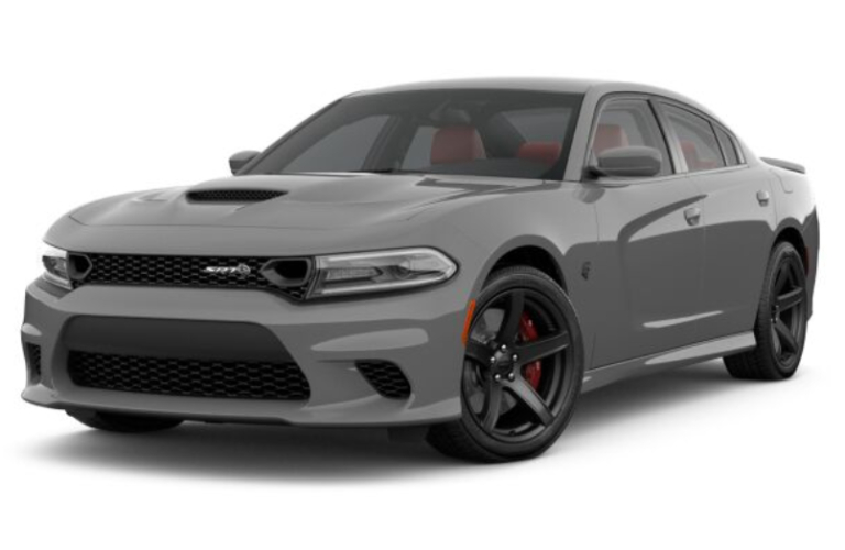 2019 Dodge Charger Destroyer Gray