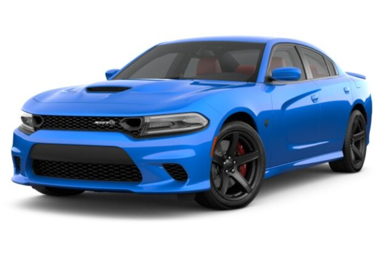 2019 Dodge Charger B5 Blue