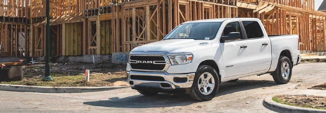 See the new 2020 RAM 1500 color options!