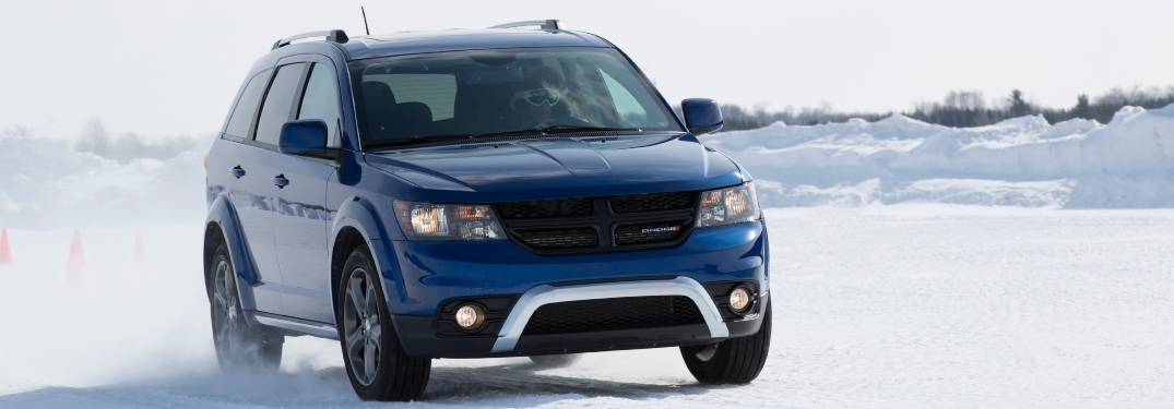 Travel Safely and in Style in a 2020 Dodge Journey!
