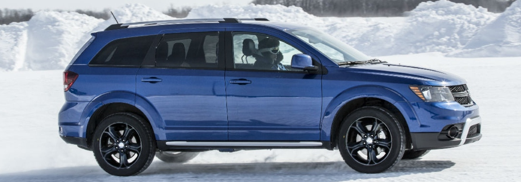 What is new on the 2020 Dodge Journey?