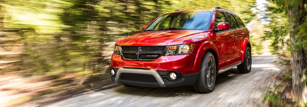 Check out how spacious the interior of the 2020 Dodge Journey is!